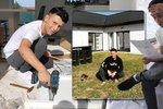 Jan Bendig vyměnil luxusní byt v centru za dům na venkově! První FOTO nového hnízdečka