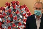 Zeman odmítl vyhlásit amnestii kvůli koronaviru. Byl by to škodlivý krok, tvrdí