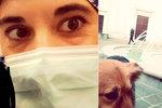 Zdravotní sestřička Daniela (†34) se nakazila koronavirem: Když to zjistila, spáchala sebevraždu!