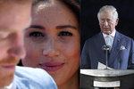 Překvapivé odhalení prince Charlese: Pravdu o snaše Meghan věděl už od začátku!