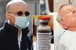 """Taxikář (53) dostal poslední dávku Remdesiviru, uzdravuje se. """"K léku bych se neupínal,"""" řekl lékař"""