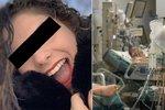Studentka Julie (†16) se stala nejmladší obětí koronaviru v Evropě: Žádné jiné zdravotní problémy neměla