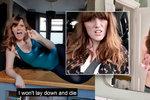 Mladá maminka baví internet: Předělala slavný hit na píseň o karanténě