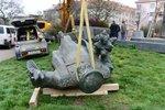 Rusko se zlobí kvůli odstranění Koněva na Praze 6. Zahájilo trestní stíhání