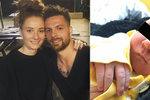 Expartner Erbové, hokejista Gulaši: Pochlubil se miminkem!