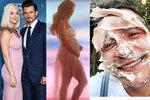 Tak už je jasno: Zpěvačka Katy Perry vtipně odtajnila pohlaví očekávaného miminka!