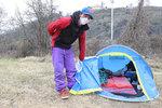 Praha hledá pronájem pro 300 bezdomovců. Budou v teple i po uvolnění kvůli koronaviru