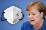 """Němci """"kopírují"""" českou cestu? Merkelová připustila povinné nošení roušek"""