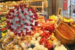 Pravidla bezpečného nákupu potravin: Dezinfikujte plochy, vytvořte přechodnou zónu, radí odborníci