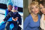 Veronika Žilková přiznala: Svatba syna v ohrožení a pláč po hovoru s vnoučaty!
