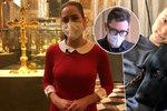 Ovčáček v chrámu, Alex u kříže. Greta i papež na koronavirové Velikonoce poslali vzkaz