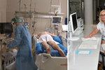 Remdesivir nepomohl! V Brně zemřela těžce nemocná žena, měla koronavirus