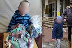 Martínek (5) bojoval o život po brutálním útoku otce: Babička Jana mu připravila překvapení k narozeninám
