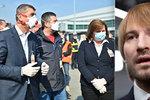 Vojtěchovy drahé kšefty: Respirátory za miliardu koupilo ministerstvo přes firmu bez zaměstnanců