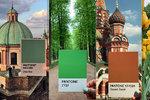 Sto odstínů světa i z Česka: Fotografka pořídila úchvatné snímky díky obyčejnému vzorníku barev