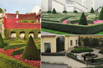 Vrtbovská zahrada se otevírá návštěvníkům. I tady platí: Pouze s rouškou!