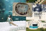 Nejluxusnější karanténa na světě: Podívejte se do útrob zámku korunního prince