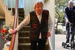 Seniorka (90) zostudila povaleče: Cvičením v karanténě vybrala miliony na koronavirus!