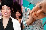 Velký zlom v boji s rakovinou: Anička Slováčková je po operaci nádoru! Co bude dál?