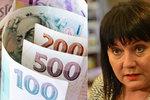 Schillerová v ČT zmiňovala opatření za 1,2 bilionu. Stanjura se smál: Fantasmagorická čísla