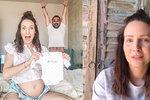 Těhotná Arichteva konečně prozradila víc: Termín porodu a pohlaví dítěte!