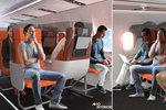 Bizarní řešení cestování po koronaviru: Budeme létat v kukaních?!