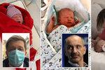 Babyboom v karanténě: Rakušan nemohl k porodu, synky se chlubí i poslankyně a exministr