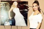 Eva Decastelo vytáhla 20 let staré foto: Jako přeslazená blondýnka je k nepoznání!