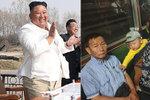 Při otázce na Kimovu smrt se expert z Tchaj-wanu smál. Severokorejci se mezitím tiše radují