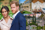 Meghan a Harry se zase stěhují: Luxusní vila za 320 milionů ve čtvrti hollywoodských hvězd!