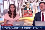 Ostrý jazyk Jany Postlerové na téma CNN Prima News: Vypadá to opravdu světově!