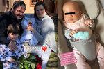 Ornella prozradila pravdu o miminku: Proč navlékla Svena do růžových dupaček?!