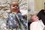 Oliver je už v Motole: Připravují ho na léčbu nejdražším lékem světa, zázrak přijde v červnu