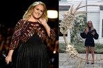 Málem jsme ji nepoznali! Kdysi kyprá Adele je jako proutek! Zahrává si s anorexií?