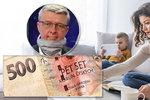 Vyšší ošetřovné pro živnostníky: Jak správně žádat o pětistovku a nepřijít zbytečně o peníze?