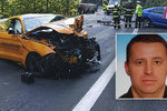 Policie už má jasno o nehodě Mustangu u Špindlu! Zahynul při ní generál Jakubů