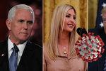 Koronavirus obchází Bílý dům: Nakazila se asistentka Ivanky Trumpové i mluvčí viceprezidenta