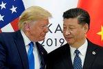 Trumpa Čína u viru zklamala. Se Si Ťin-pchingem nechce americký prezident jednat