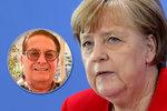 Velvyslanec musel skončit po útoku na Merkelovou. Kancléřku přirovnal k Hitlerovi