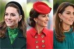 Vlasy podle Kate: Nejkrásnější účesy vévodkyně, kterými oslnila svět