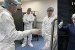 Češka žijící v Británii tvrdě o tamních poměrech: Johnson na koronavirus doplatí, myslí si