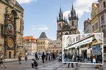 Na Staromáku za lidovku! V centru Prahy si může dovolit oběd i našinec, ceny spadly o dvě třetiny