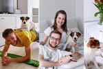 Bydlení lynčované Pavlíny z MasterChefa: Šedobílé hnízdečko bez barevné fantazie!