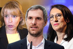 """Drsný konflikt mezi Hřibem a Udženijou: Nazvala ho """"vidlákem ze Slavičína"""" a skoro mu dala facku"""
