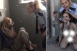 Sex v uniformě vězeňské stráže: Co v Česku hrozí za toto porno? Ubohá pokuta 3000 Kč