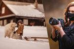 Pohádkové snímky fotografky Petry: Shání neobvyklá zvířata a šije doma kostýmy