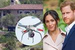 Meghan a Harry čelí teroristické hrozbě? Nebezpečí jim krouží nad hlavou!