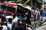 Nepovedené přistání a pád. Smrt 97 lidí na palubě Airbusu budou zkoumat ve Francii