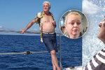 Dominika Gottová oplakává svého druhého tátu, ale... Zradila ho před smrtí!?
