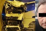 Dojemná vzpomínka na tragicky zesnulého řidiče Michala: Na poslední jízdě ho doprovodili kamarádi